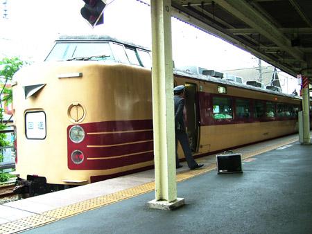 貸し切り列車
