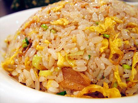 天津冬菜炒飯(トンサイチャーハン)