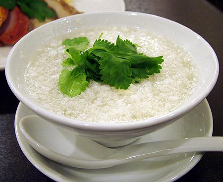 白身のスープ