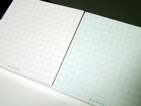 TOTONOE Block Memo/トトノエ ブロックメモ