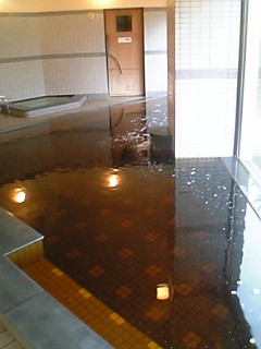 TAITOの内湯