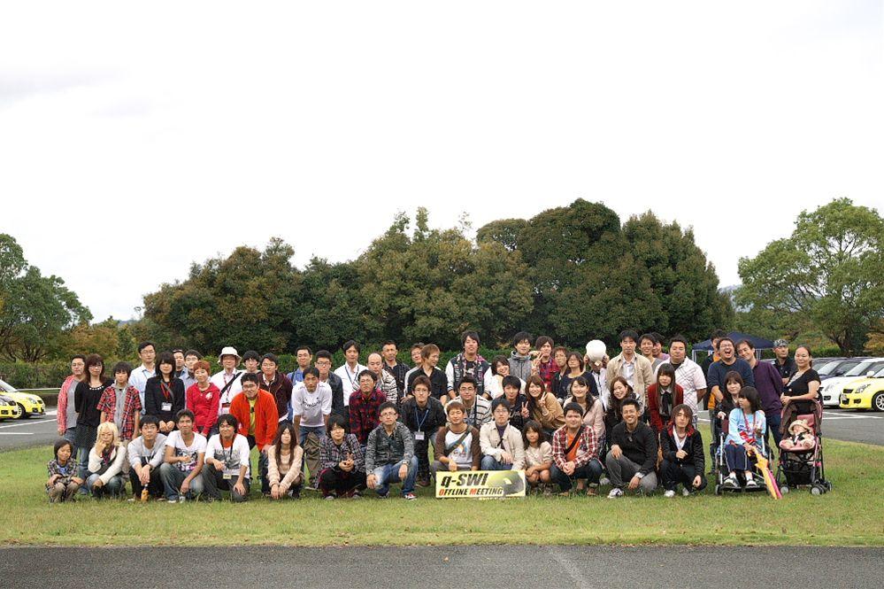 2011周年 集合写真