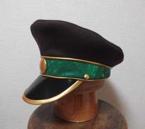 ワンピース ゲンゾウ 帽子