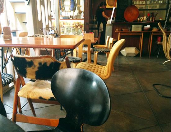 喫茶店めぐり