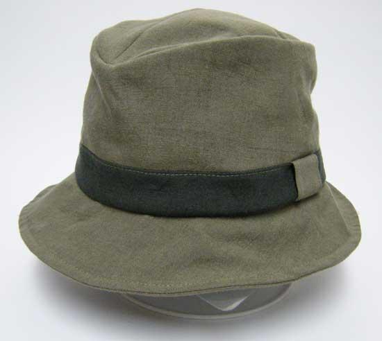 オーダーメイド帽子ハット