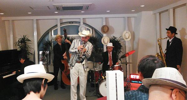 Stetson Jazz LIve