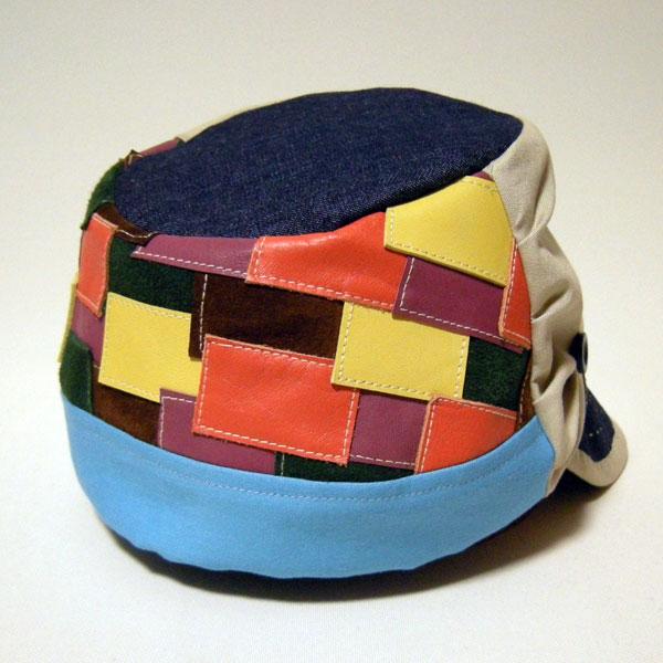 カスタムオーダー帽子-山女日記の柚月さんの帽子-