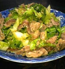 14123豚野菜