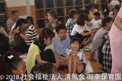 20180611 4・5歳保育参観