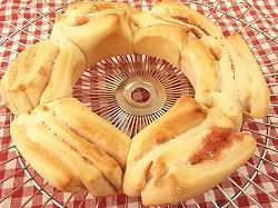 バラバラの?パン&黒糖胚芽1