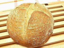 ライ麦のカンパーニュ1