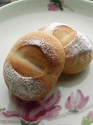 あっさりまるパン