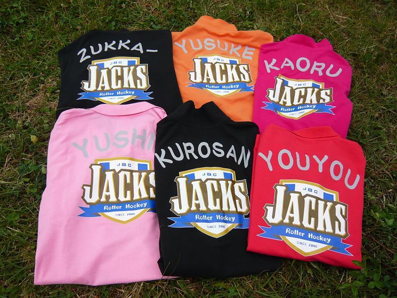 JACKS CLUB ポロシャツ
