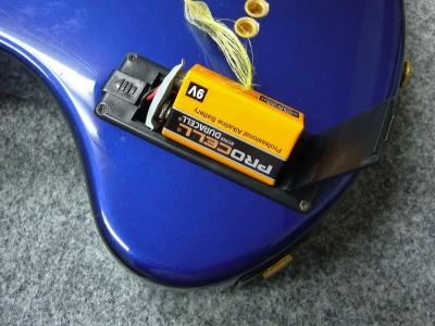 ZO-3電池BOXフタ取付