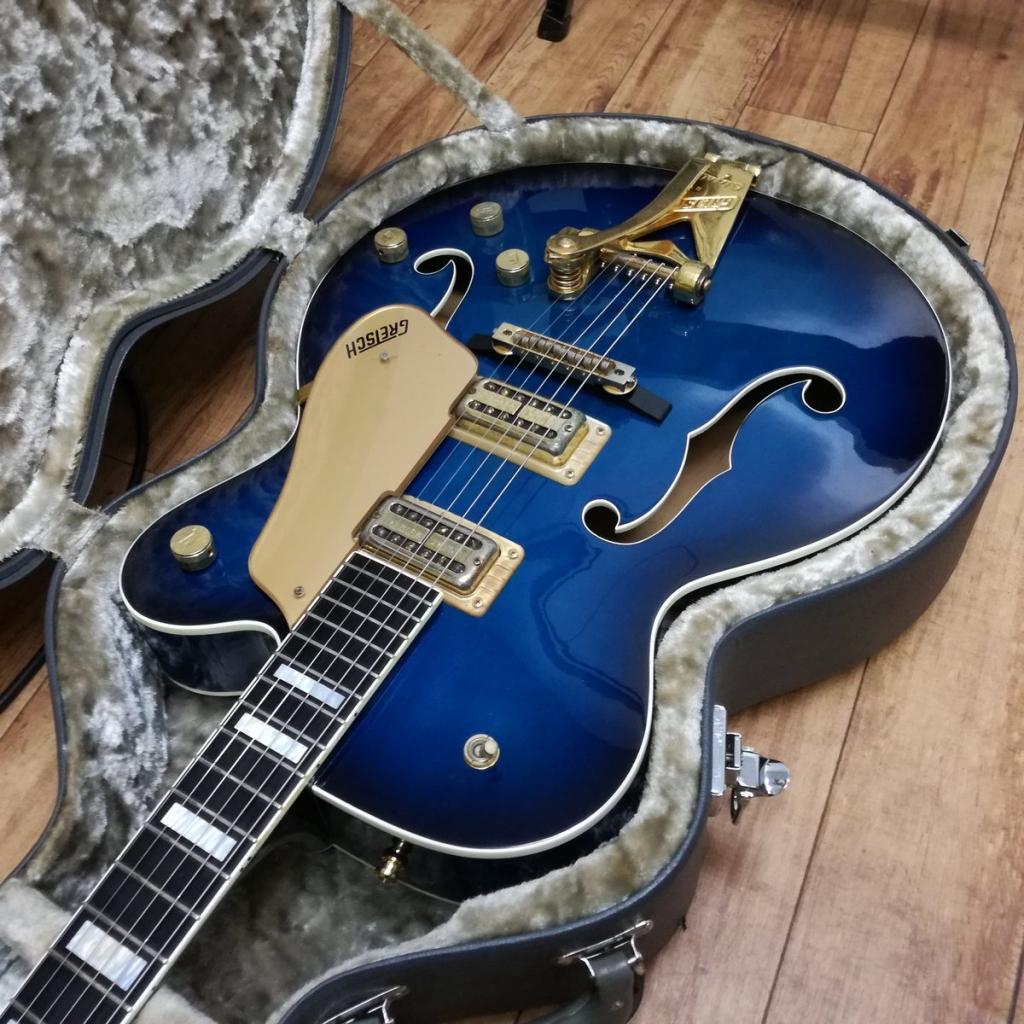 GRETSCH 6120 blue
