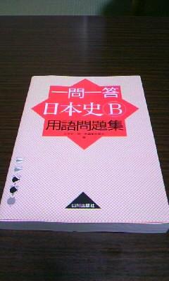 日本史はサーモンピンク.JPG