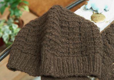 ヤクの帽子