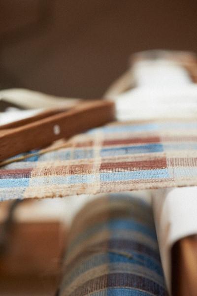 アロー織物