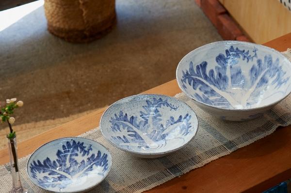 増田さんの陶器