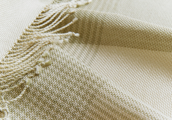絹のストール