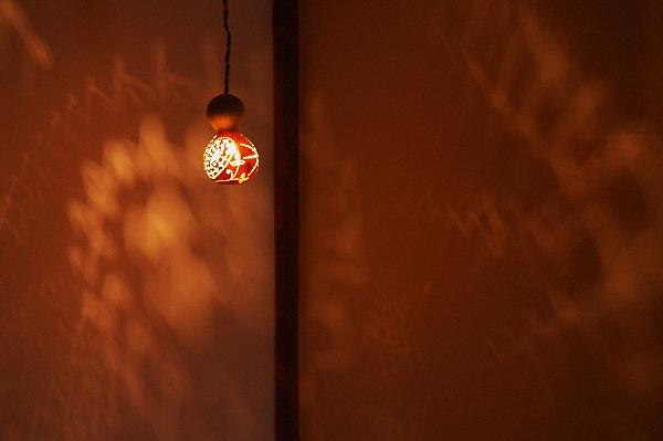 瓢箪ライト