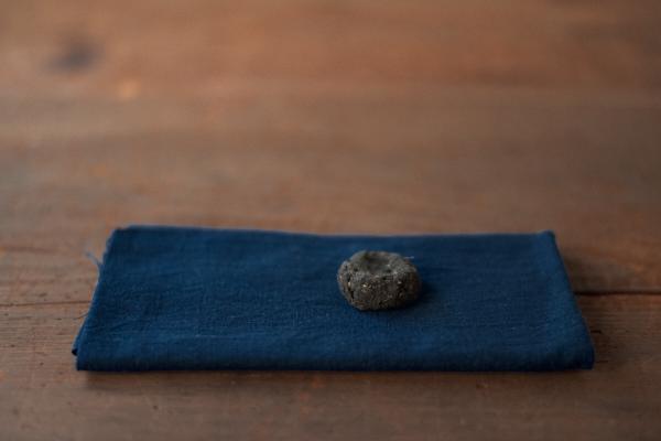 藍染め手拭