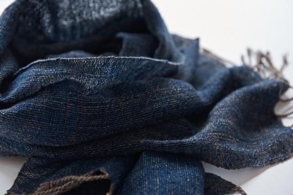 タイドン族の織物