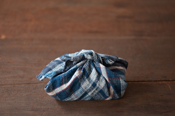 木綿の四角い布