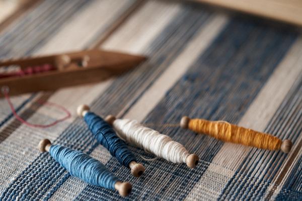 ワークショップ木綿糸