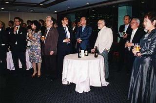 20周年記念パーティ風景