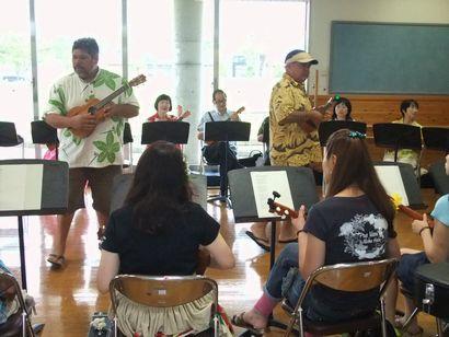 ハワイアンフェスティバルハワイinゆりはまレポ