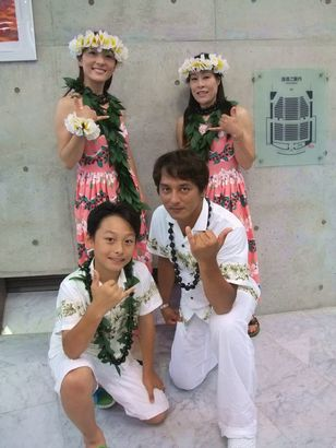 ハワイアンフェスティバルハワイinゆりはまレポ2