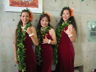 第12回ハワイアンフェスティバルハワイinゆりはまレポ3