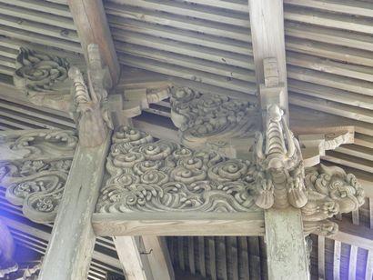 【北栄町】高江神社