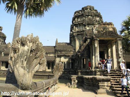カンボジア世界遺産巡りの旅?