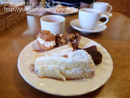 Kitchen&cafe printemps*チキンソテーと白身フライのタルタル添え