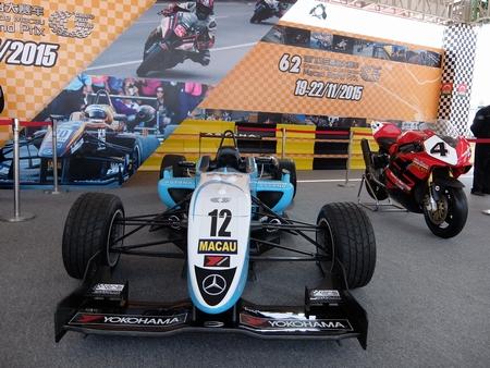 2015 FORMURA 1 CHINESE GRAND PRIX