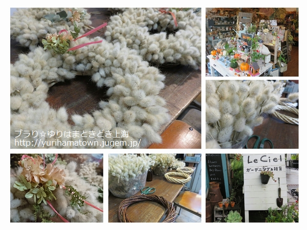 【Le Ciel WorkShop】Lagrasse Wreath