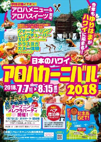 日本のハワイ アロハカーニバル