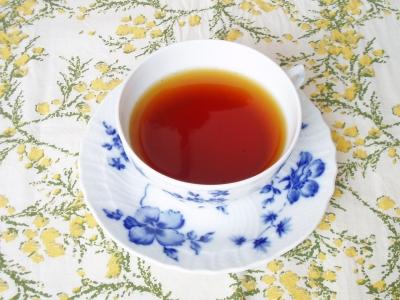 紅茶の新茶♪