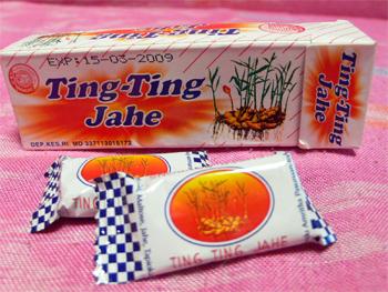 Ting Ting Jahe