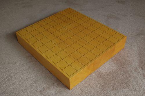 2寸の卓上将棋盤