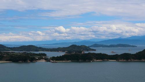 上蒲刈 物見岩展望台からの風景6.jpg