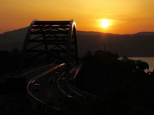 第二音戸大橋と夕景3.jpg