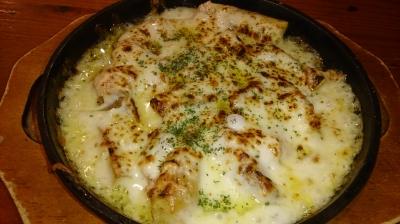 ジャガイモと明太子の鉄板焼き.jpg