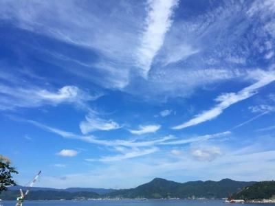 吉浦からの風景