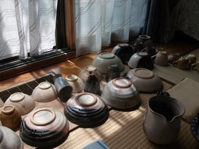 Kumikos pottery