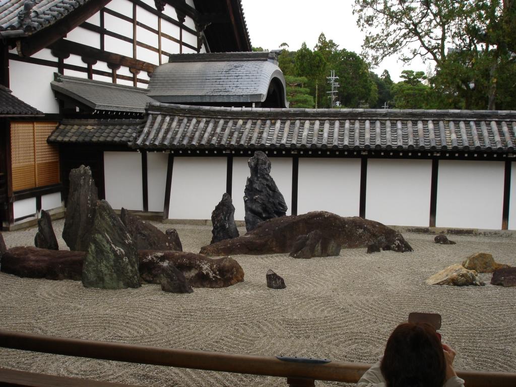 東福寺石庭