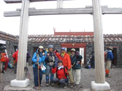 601回目の登頂の佐々木さん