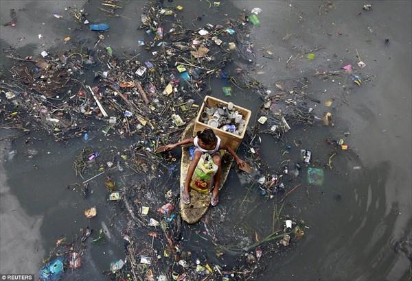 フィリピン パッシグ川